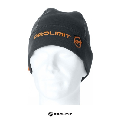Prolimit Bonnet Neoprene Beanie Grey Mercury 2018