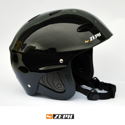 Side On Watersports Casque Black Sideone 2020