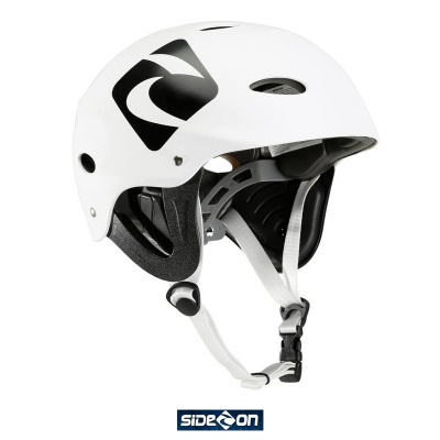 Side On Watersports Casque réglable blanc Side one 2017