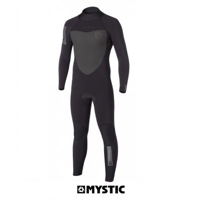 Mystic Combinaison Mystic Majestic fullsuit 5/4 Backzip Black 2016