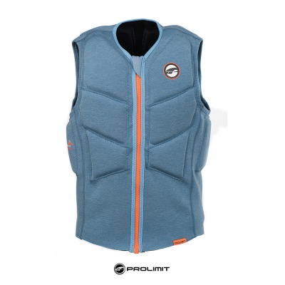 Prolimit Gilet impact vest Half Padded Prolimit Grey 2020