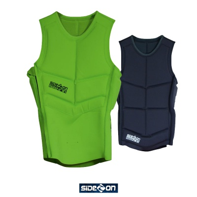 Side On Watersports Gilet impact vest Sideone Black 2018