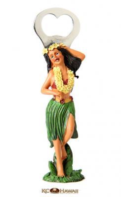 KC Hawaii Hula Girl Décapsuleur 2012