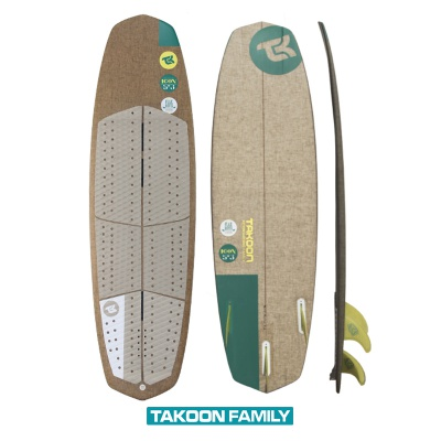 Takoon Icon Surf Zeta 5'3 2017