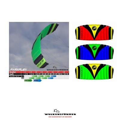 Wolkenstürmer Kite Paraflex Sport 2019