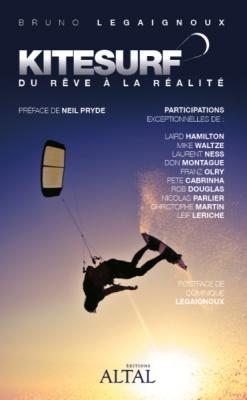 Autre/other Livre Kitesurf du rêve à la réalité 2017