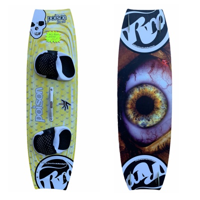 Axel'Air Occasion board Poison 131 RRD 2011