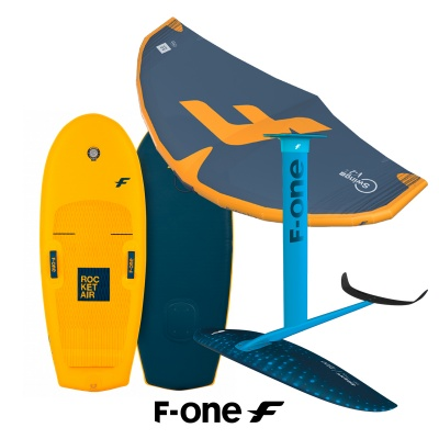 F-One PACK wingfoil F-One RocketAir-1800 FCT-Swing V2 2021