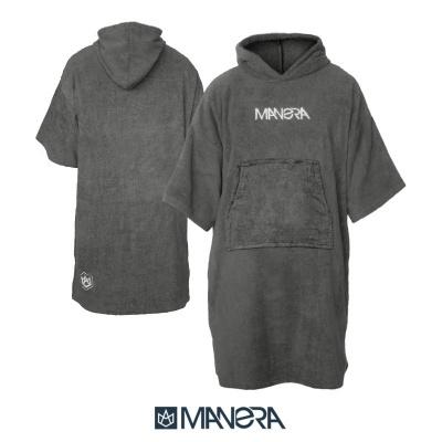 Manera Poncho Manera Dark Gray Grizzly 2020