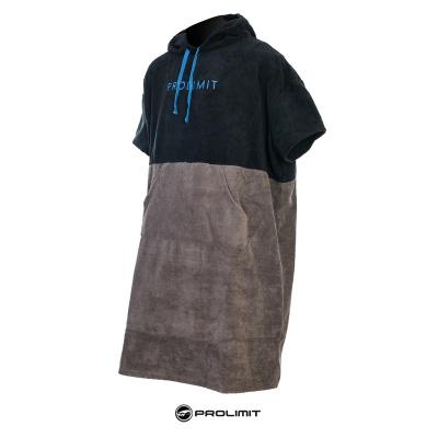 Prolimit Poncho Osfa Black/grey 2020