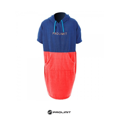 Prolimit Poncho Osfa Blue / Red 2018