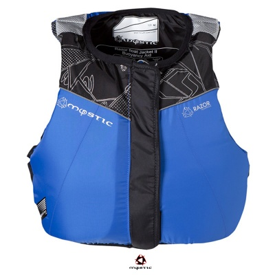 Mystic Razor Float Jacket Blue 2013
