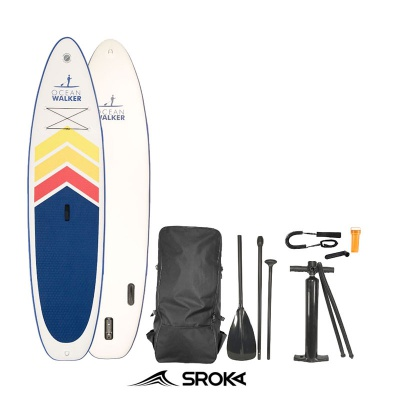Sroka Sup gonflable 10'4 Ocean Walker by Sroka 2019 2019