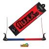 HQ POWERKITE Kite Fluxx1.3 sur barre HQ 2017