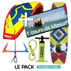 Pack kitesurf Takoon+cours 2018 (6m²)