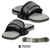 Platine PACK pads-straps Lunar AIR Takoon Grey