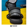 Platine PACK pads-straps Lunar AIR Takoon Black